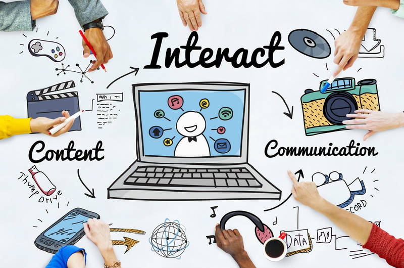 Interactive content engagement