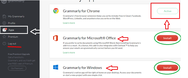 Grammarly For Other Software