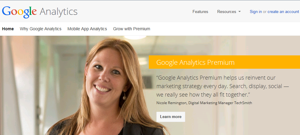 Google Analytics New
